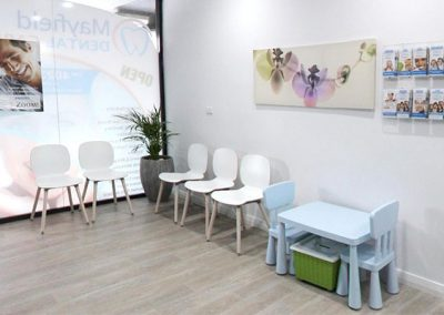 Mayfield Dental Care Waiting Area Dentist Mayfield